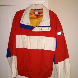 Mens Tommy Hilfiger Sailing Gear Jacket